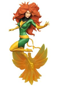 Marvel Gallery statue Jean Grey Diamond Select