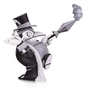 DC Artists Alley Figurine The Penguin by Joe Ledbetter Black & White Version DC Collectibles Batman