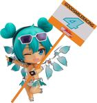 Hatsune Miku GT Project Nendoroid figurine Racing Miku 2013 Sepang Good Smile