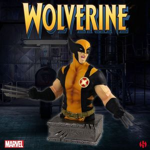 Marvel buste Wolverine X-men Semic