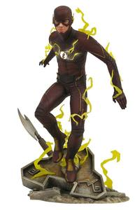 The Flash TV Series DC Gallery statue The Flash Diamond Select