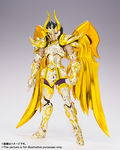 Saint Seiya Soul of Gold Myth Cloth EX Shura Chevalier d'Or du Capricorne Bandai Europe