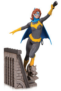 Bat-Family statue Batgirl partie 2 sur 5 DC Collectibles Batman