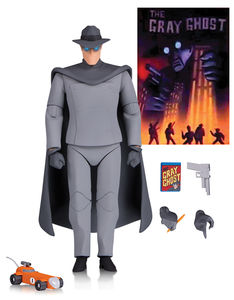 Batman The Animated Series figurine Gray Ghost DC Collectibles