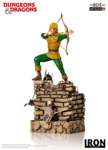 Dungeons & Dragons statue BDS Art Scale Hank The Ranger Iron Studios