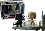 Star Wars pack 2 POP! Movie Moments Vinyl Bobble Head Cloud City Duel Funko