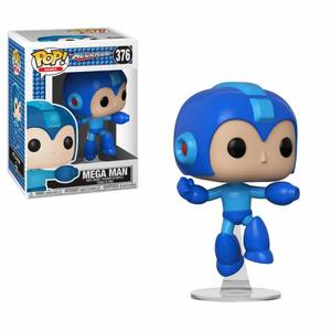 MegaMan POP! Games 376 Figurine MegaMan Jumping Funko