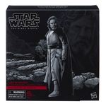 Star Wars Episode VII Black Series Deluxe figurine 2017 Luke Skywalker Ahch-To Island Hasbro