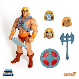 Masters of the Universe Classics figurine Club Grayskull Ultimates He-Man Super 7
