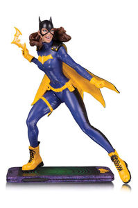 DC Core statue Batgirl DC Collectibles Batman