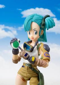Dragon Ball z figurine S.H. Figuarts Bulma Tamashii Web Exclusive Bandai