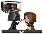 Star Wars pack 2 POP! Movie Moments Vinyl Bobble Head Death Star Duel Funko