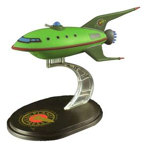 Futurama réplique Mini Masters Q-Fig Planet Express Ship LC Exclusive 12 cm Quantum Mechanix
