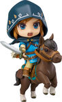 The Legend of Zelda Breath of the Wild figurine Nendoroid Link Deluxe Edition Good Smile
