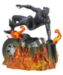 Black Panther Marvel Movie Gallery statue Black Panther Version 2