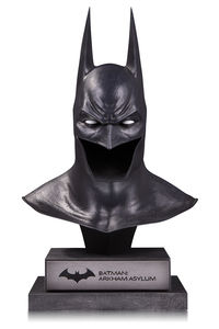 DC Gallery buste Arkham Asylum Batman Cowl DC Collectibles