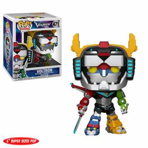 Voltron Super Sized POP! Animation 471 figurine Voltron Funko