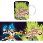 Dragon Ball Super Broly Mug 320 ml Broly Goku Vegeta Abystyle