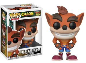 Crash Bandicoot POP! Games 273 figurine Crash Bandicoot Funko