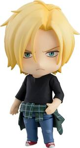 Banana Fish figurine Nendoroid Ash Lynx Orange Rouge