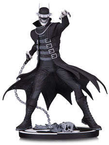 Batman Black & White statue The Batman Who Laughs DC Collectibles