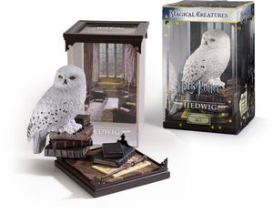 Harry Potter Statuette Magical Creatures Hedwig 19 cm