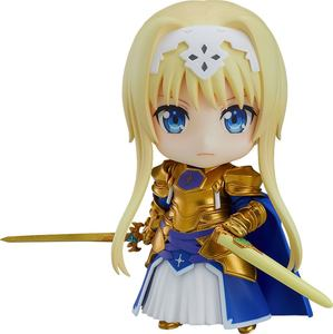 Sword Art Online Alicization Nendoroid figurine PVC Alice Synthesis Thirty 10 cm