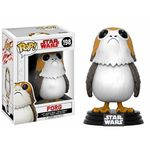 Star Wars Episode VIII POP! 198 figurine Bobble Head Porg Funko