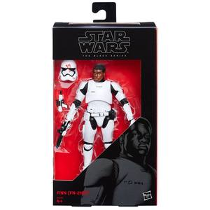 Star Wars Episode VII Black Series 2016 Wave 1 Finn (FN-2187)