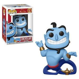Aladdin POP! Vinyl figurine Genie with Lamp 9 cm