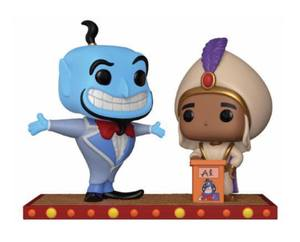 Aladdin POP! Movie Moment Vinyl figurines Aladdin & génie Funko
