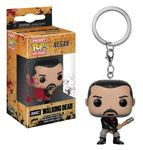 The Walking Dead POP! Vinyl porte-clés Negan 4 cm
