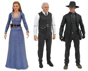 Westworld Select série 1 assortiment figurines 18 cm