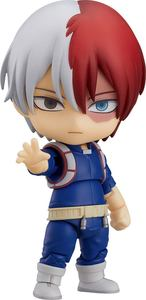 My Hero Academia figurine Nendoroid Shoto Todoroki: Hero's Edition 10 cm