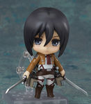 Attack on Titan Nendoroid figurine Mikasa Ackerman Good Smile Company