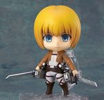 Attack on Titan Nendoroid figurine Armin Arlert Good Smile Company