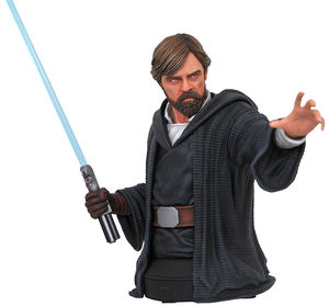 Star Wars Episode VIII buste mini Luke Skywalker Gentle Giant