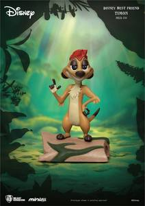 Le rio lion Disney Best Friends figurine Mini Egg Attack Timon Beast Kingdom
