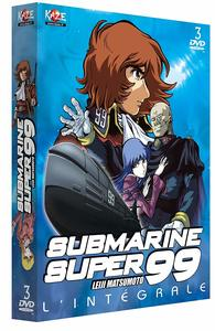 Submarine Super 99 Intégrale collection Leiji Matsumoto dvd