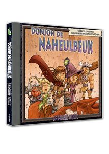Donjon de Naheulbeuk - Grimoire Audio cd