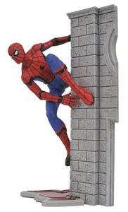 Spider-Man Homecoming Marvel Gallery statue Spiderman Diamond Select