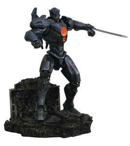 Pacific Rim Uprising Gallery statue Gipsy Avenger Diamond Select