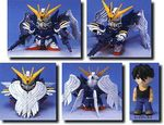 Gundam Build W ZERO CUSTOM SD Gundam BB Senshi Vol. 203 BANDAI