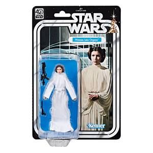 Star Wars Black Series figurine Leia Organa 40th Anniversary Hasbro
