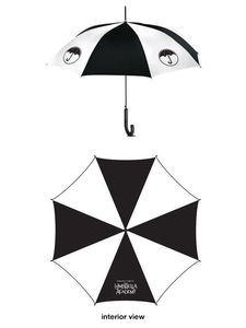 The Umbrella Academy parapluie Logo Dark Horse