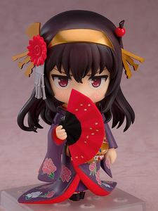 Saekano How to Raise a Boring Girlfriend figurine Nendoroid Utaha Kasumigaoka Kimono Good Smile