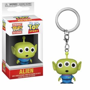 Toy Story porte-clés Pocket POP! Vinyl Alien 4 cm