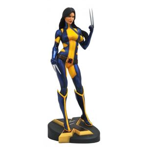 Marvel Gallery statue X-23 unmasked exclu SDCC 2018 Diamond Select