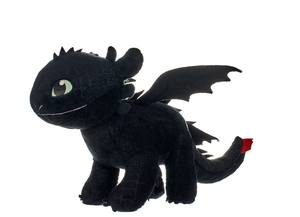 Dragons 3 peluche Toothless Glow In The Dark 32 cm Joy Toy