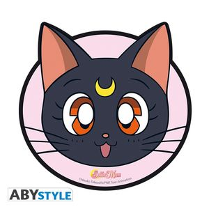 SAILOR MOON - Tapis de souris - Luna - en forme Abystyle